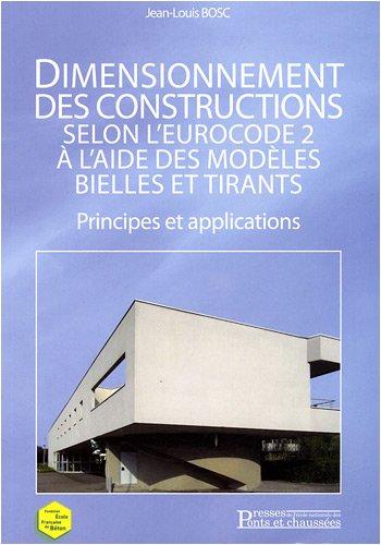 Dimensionnement des constructions selon ...