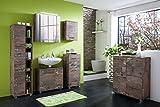 Schildmeyer 125723 Hängeschrank, 40.5 x 54.5 x 20 cm, panamaeiche dekor