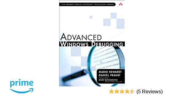 New PDF release: Advanced Windows Debugging: Developing and Administering