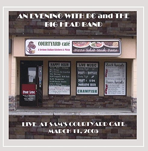 Live at Sam's Courtyard Cafe -