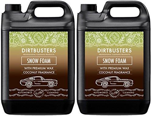 dirtbusters-coconut-schnee-foam-shampoo-reiniger-mit-hochglanz-wachs-und-coconut-duft-5l-fur-profess