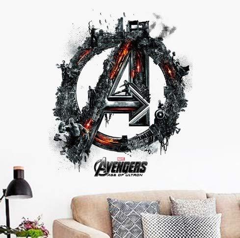CCM The Avengers Marvel Poster Super Heroes Anime