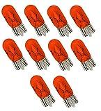 T10 WY5W Lampe Kummert Business W5W 5 Watt Seiten Blinker Glühbirne Orange Amber (10 Stück)
