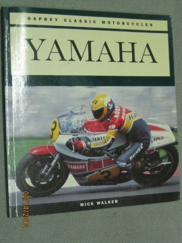 Yamaha (Classic Motorcycles) por Mick Walker