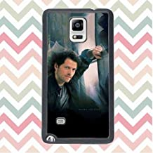 Supernatural Samsung Galaxy Note 4 Case Tough Back Protective Case [Movie Series]