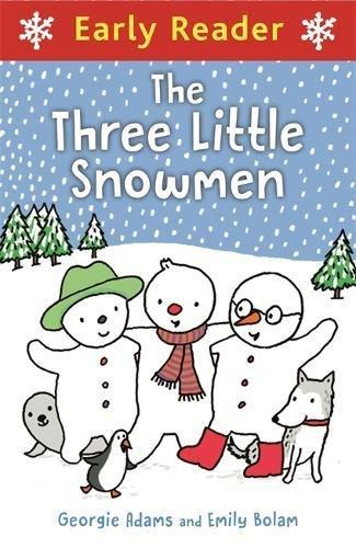 Three little snowmen
