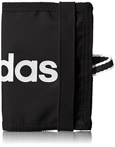 adidas Black and White Women Wallet (4056559192792)
