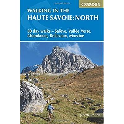 Walking in the Haute-Savoie north