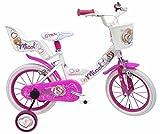 Denver Bike - Vélo Micol 16 pouces avec panier et klaxon