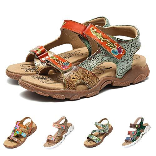 Gracosy Sandales de Sports Femmes, Chaussures de...