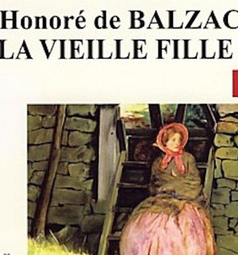 Vieille fille (coffret 6 CD) par Honoré de Balzac