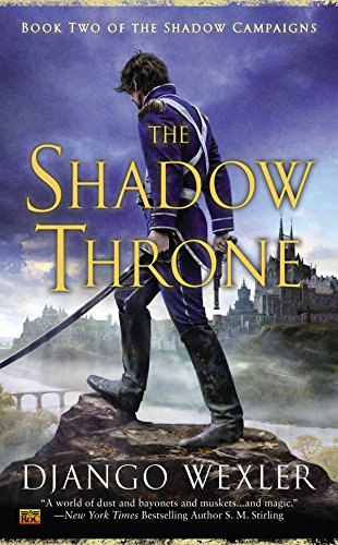 The Shadow Throne (The Shadow Campaigns, Band 2)