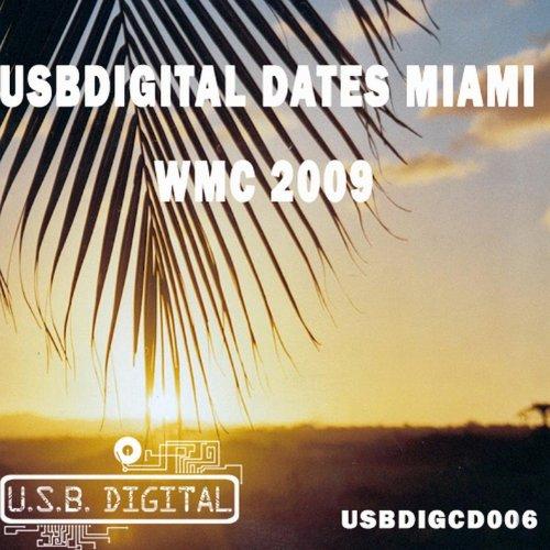 USB Digital Dates Miami - WMC 2009 2009 Usb