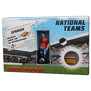 51Dj88wbk9L. SS300  - TIPP-KICK 031094 Star Kicker Spanien in Torwandbox mit Hymne