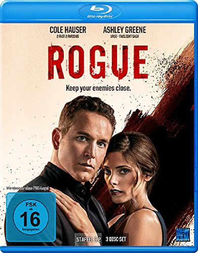 Rogue - Staffel 3.2/Episoden 11-20 [Blu-ray]