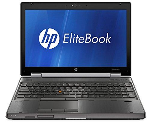 'HP EliteBook Mobile Workstation 8570W–Intel® CoreTM i53360M 221320266GHz/3.50GHz–8GB–320GB–15.6FULL HD LED (1920x 1080)–NVIDIA QUADRO K10002GB–DVD/RW–Webcam–USB 3.0–Windows 7Pro 64-Bit