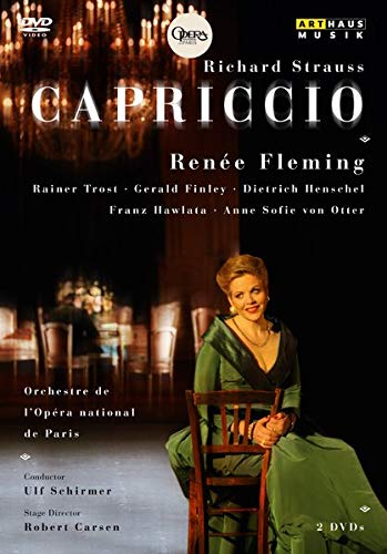 Strauss: Capriccio [2 DVDs]