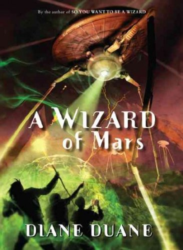 [(A Wizard of Mars )] [Author: Diane Duane] [May-2011]