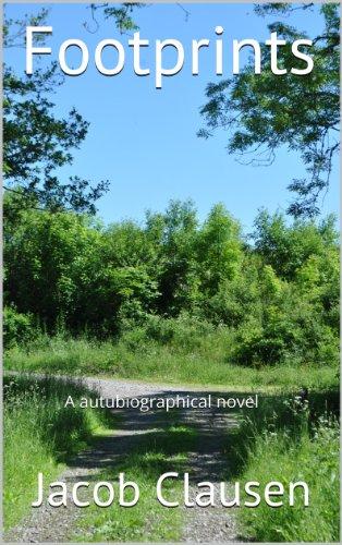 Footprints: A autubiographical novel (Danish Edition)