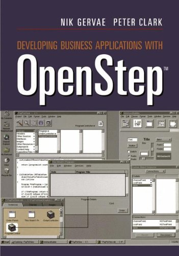 Developing Business Applications with OpenStep (Management)