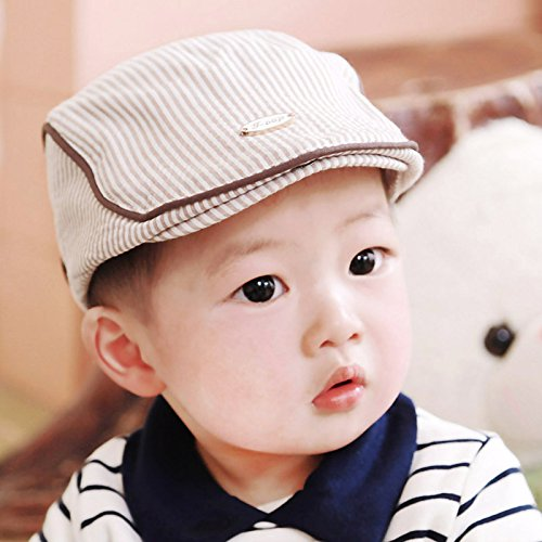 19a20217442b 23% OFF on Generic Pink : 1 Piece Cotton Comfortable Infant boys Hats  Casual Striped Soft Baseball Cap Kids accessoire chapeu garcon Baby Boy  Beret on ...