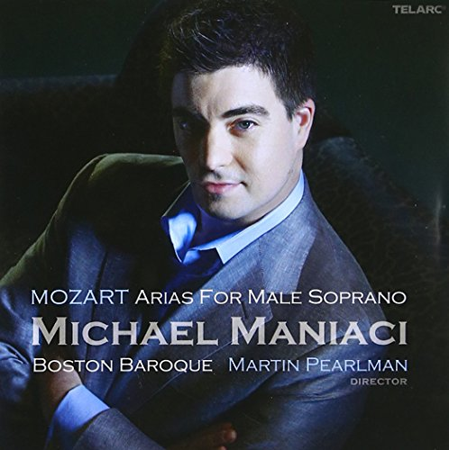 Mozart Arias For Male Soprano