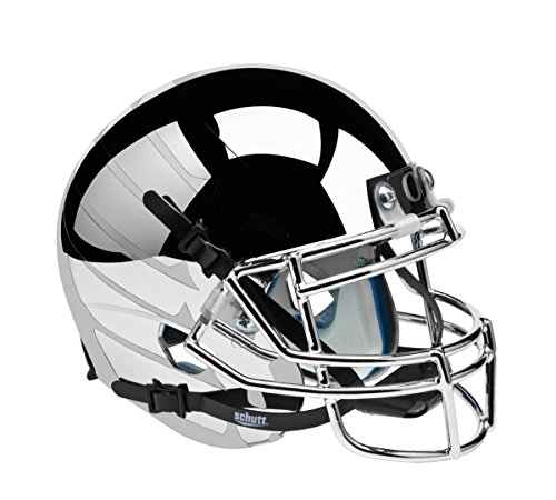 Schutt NCAA Oregon Ducks Smoke Wing Mini Helm, eine Größe, weiß