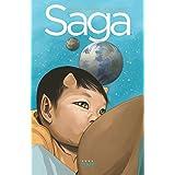 Saga Book One (Saga DLX Ed Hc)