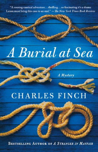 A Burial at Sea (Charles Lenox Mysteries)