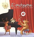 L'orchestre : Trouve les 10 sons cachés sous les 50 rabats !
