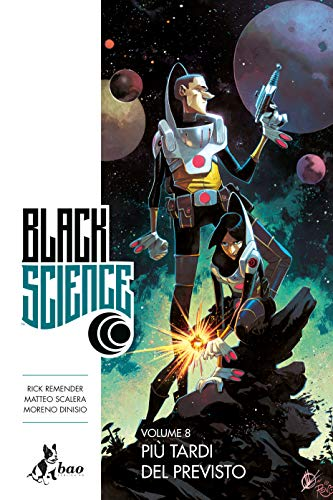 Black science: 8
