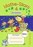 Mathe-Stars - Grundwissen - TING-Ausgabe: 4. Schuljahr - Übungsheft: Mit Lösungen
