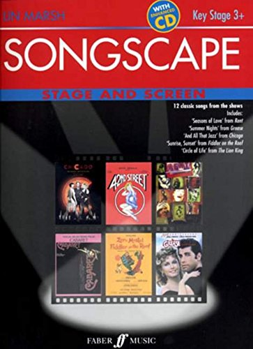 Songscape: Stage and Screen: 12 Classic Songs from the Stage and Screen