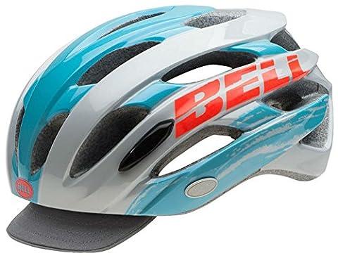 Bell Soul Helmet - White/Blue, Medium