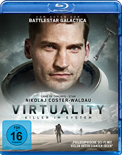 Virtuality - Killer im System [Blu-ray]