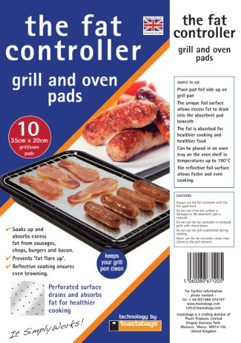 10-fat-controllers-fat-trapper-cooking-pads-grill-oven-absorbs-fat