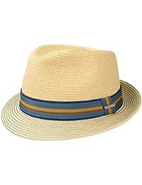Munster Toyo Trilby Cappello Stetson trilby cappello di paglia cappello da  uomo 456d4eede694