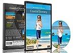Fitness Reisen - Küstenlandschaften, Radfahren und Laufband-Training