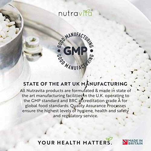 51DjPwcRkOL - Vitamina A 8000 UI - Suministro para 1 año - 365 cápsulas blandas de la máxima potencia, fáciles de tragar - 2400μg de vitamina A en cada cápsula - Producto elaborado por Nutravita en el Reino Unido
