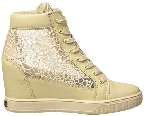 Guess Lace Active - Sneaker basse Donna Beige