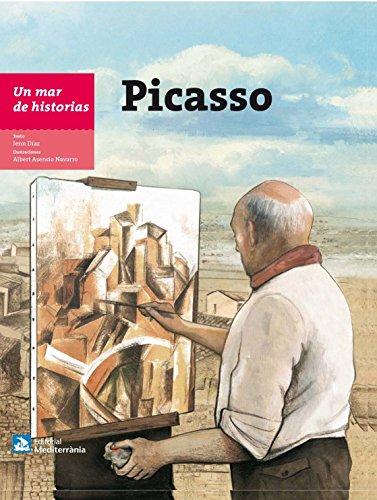 Un mar de historias: Picasso por Jenn Díaz