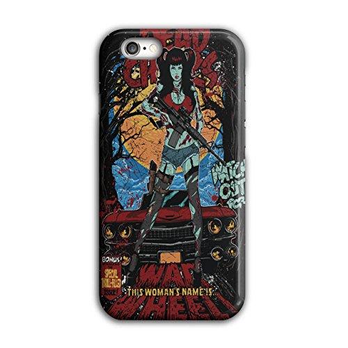 Mädchen Mörder Spiel Zombie Krieg Rad iPhone 6 / 6S Hülle | Wellcoda