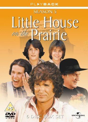 Prairie-serie (Little House On The Prairie - Season 5 [6 DVDs] [UK Import])