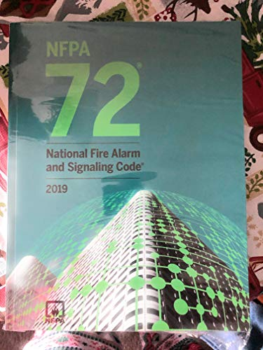 NFPA 72, National Fire Alarm and Signaling Code 2019