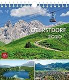 Oberstdorf 2020: Postkartenkalender - AVA-Verlag Allgäu GmbH