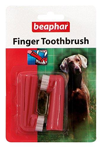 Beaphar Finger Toothbrush 2pk (Pack of 6) 1