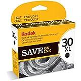 XL Original Kodak 3952363 / NO30 XL tinta (negro, aprox. 670 Páginas) para ESP 1, 3, C 110, C 115, C 310, C 315, C 330, C 360, Office 2150, Office 2170; Hero 5