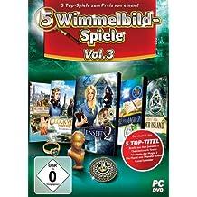 5 Wimmelbild Spiele, Vol. 3