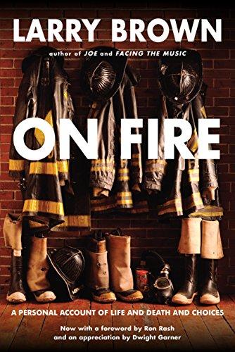 On Fire por Larry Brown