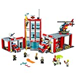 LEGO-CITY-Fire-Station-60110-by-LEGO